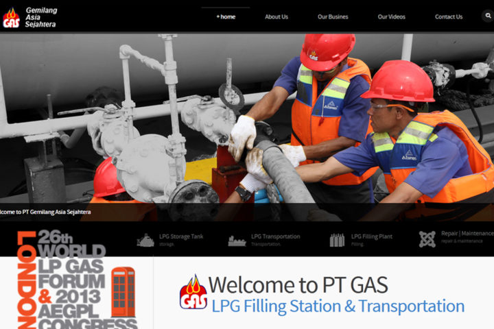 The Making of PT GAS Video Company Profile